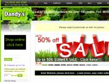 Dandystopsoil.co.uk Coupon Codes