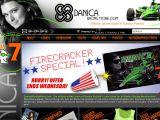 Browse Danica Racing Store