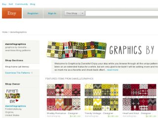 Shop at daniellegraphics.etsy.com