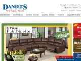 Browse Daniel's Home Center