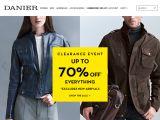 Danier.com Coupon Codes