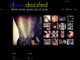 Shop at dbleudazzled.com