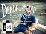 Deadbury Dead Coupon Codes