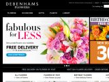 Debenhamsflowers.com Coupon Codes