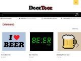Browse Deez Teez Funny T-Shirts