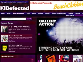 Shop at defected.com