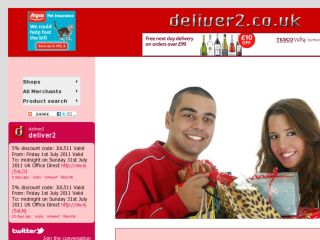 Shop at deliver2.co.uk