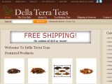 Dellaterrateas.com Coupon Codes