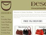 Desejohandbags.com Coupon Codes