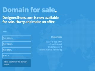 Shop at designershoes.com