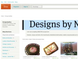 Shop at designsbynoa.etsy.com
