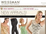 Browse Weissman Designs For Dance
