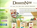 Browse Desserts Now