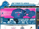 Detroitlionsstore.com Coupon Codes