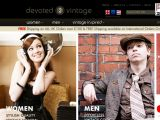 Browse Devoted 2 Vintage
