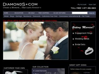 Shop at diamonds.com