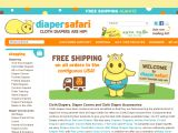 Browse Diaper Safari