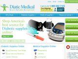 Browse Diatic Medical
