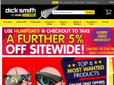 Dicksmith.co.nz Coupon Codes