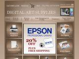 Browse Digital Art Supplies
