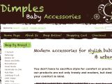 Browse Dimples Baby Accessories