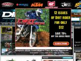 Browse Dirt Rider Magazine