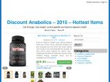 Discountanabolics.com Coupon Codes