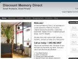 Discountmemorydirect.com Coupon Codes