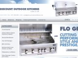 Browse Discount Outdoor Kitchens