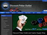 Browse Discount Poker Outlet