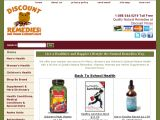 Browse Discount Remedies Inc