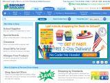 Discountschoolsupply.com Coupon Codes