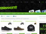 Dissentskateshop.com Coupon Codes