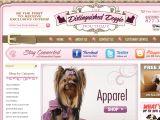 Browse Distinguished Doggie Boutique