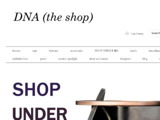 Shop at dnatheshop.com
