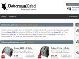 Browse Dobermanlabel