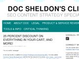 Browse Doc Sheldon's Clinic