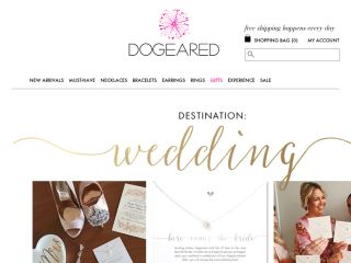 Shop at dogeared.com