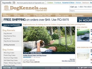 Shop at dogkennels.com