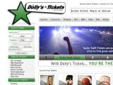 Browse Dolly's Tickets