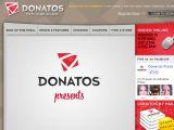 DONATOS.COM COUPONS