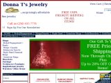 Browse Donna Ts Jewelry