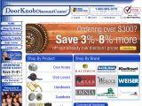 Browse Door Knob Discount Center