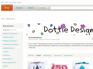 Shop at dottiedesignsxx.etsy.com