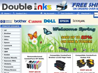 Shop at doubleinks.com
