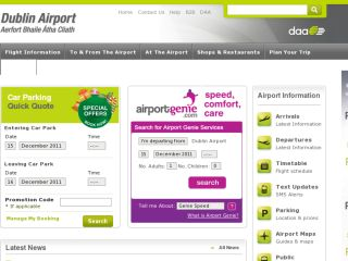 Shop at dublinairport.com