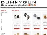 Browse Dunnygun Body Jewelry