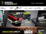 Browse Duracell Powermat