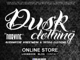 Browse Dusk Clothing