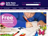 Earlyyearsresources.co.uk Coupons